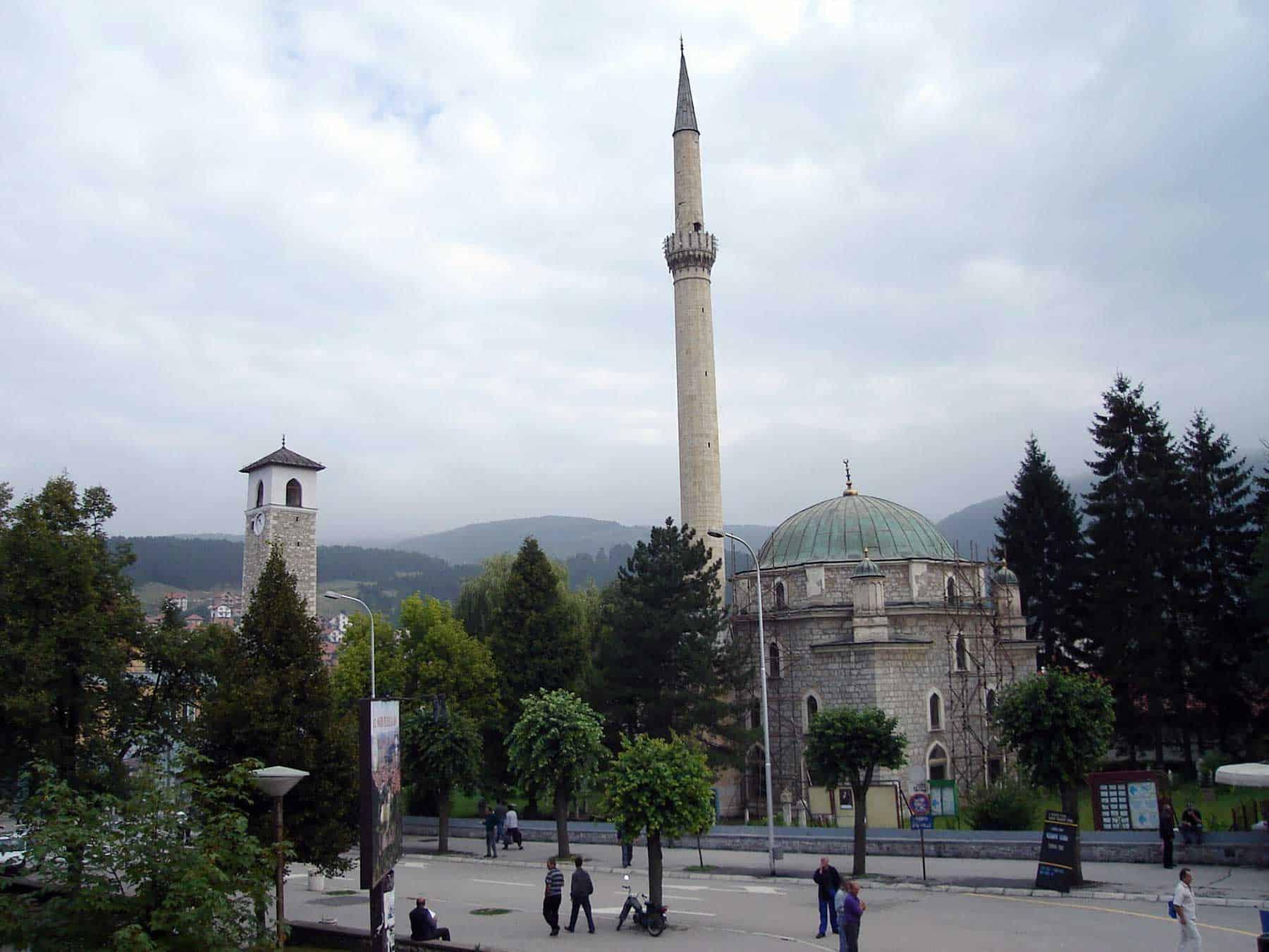 Husein Pasina Mosque in Pljevlja