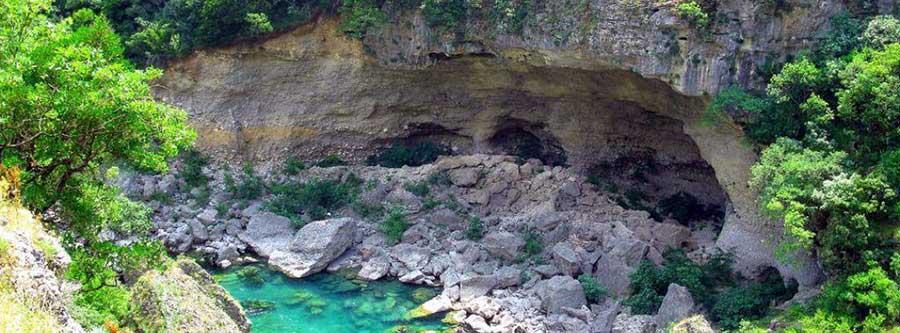 Canyon Platije, Montenegro